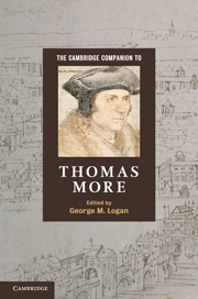 The Cambridge Companion to Thomas More