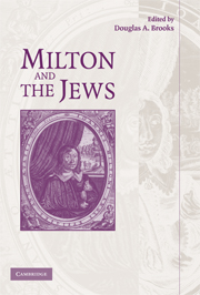Milton and the Jews