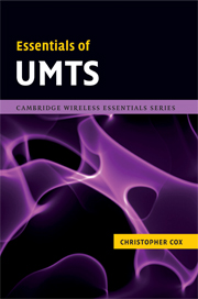 Essentials of UMTS