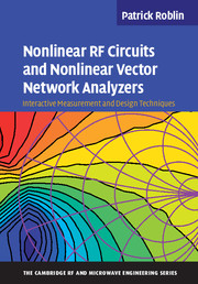 Nonlinear RF Circuits and Nonlinear Vector Network Analyzers