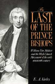 The Last of the Prince Bishops
