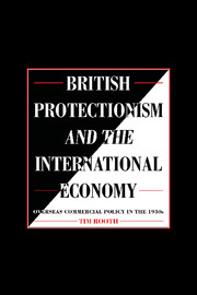 British Protectionism and the International Economy
