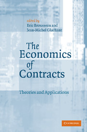 The Economics of Contracts