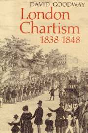 London Chartism 1838–1848