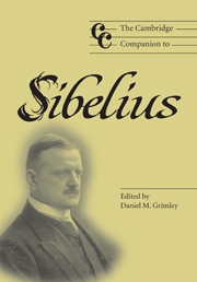 The Cambridge Companion to Sibelius