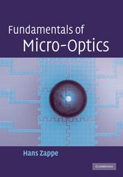 Fundamentals of Micro-Optics