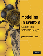 Modeling in Event-B