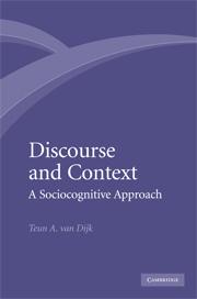 Discourse and Context