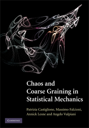 Chaos and Coarse Graining in Statistical Mechanics