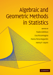 Algebraic and Geometric Methods in Statistics
