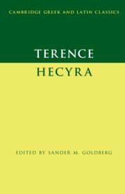 Terence: Hecyra