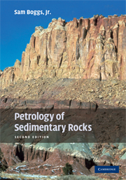 Petrology of Sedimentary Rocks