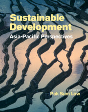 Sustainable Development: Asia-Pacific Perspectives