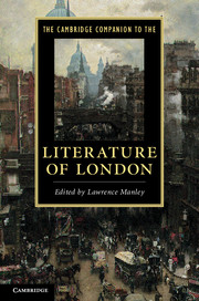 The Cambridge Companion to the Literature of London