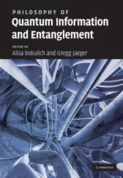 Philosophy of Quantum Information and Entanglement