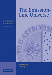 The Emission-Line Universe