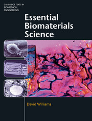 Essential Biomaterials Science