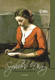 Sophie's Diary: A Mathematical Novel