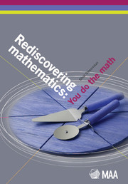 Rediscovering Mathematics