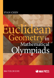 Euclidean Geometry in Mathematical Olympiads