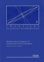 Mathematical Aspects of Numerical Grid Generation
