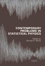 Contemporary Problems in Statistical Physics