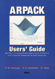 ARPACK Users' Guide