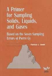 A Primer for Sampling Solids, Liquids, and Gases