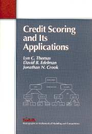Credit Scoring and Its Applications