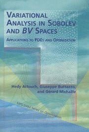 Variational Analysis in Sobolev and BV Spaces