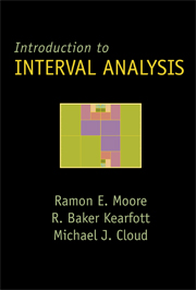Introduction to Interval Analysis
