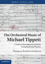 The Orchestral Music of Michael Tippett
