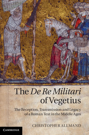 The De Re Militari of Vegetius