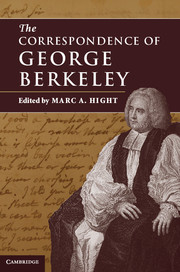 The Correspondence of George Berkeley