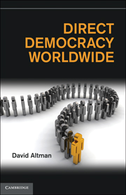 Direct Democracy Worldwide