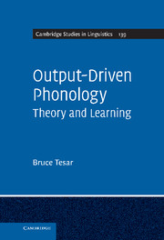 Output-Driven Phonology