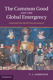 The Common Good and the Global Emergency