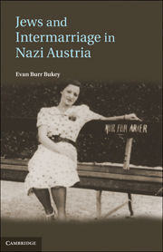 Jews and Intermarriage in Nazi Austria