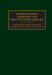 The International Criminal Law Practitioner