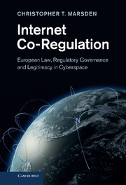 Internet Co-Regulation
