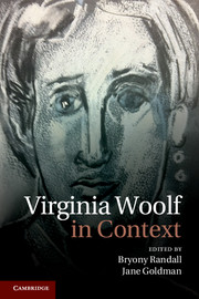 Virginia Woolf in Context