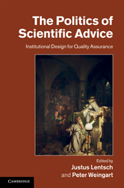 The Politics of Scientific Advice