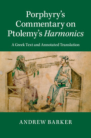 Porphyry's Commentary on Ptolemy's Harmonics
