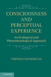 Consciousness and Perceptual Experience