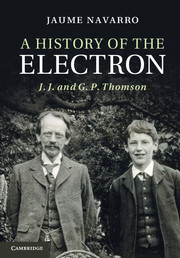 A History of the Electron