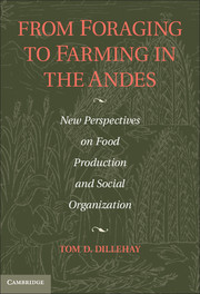 From Foraging to Farming in the Andes
