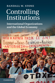 Controlling Institutions