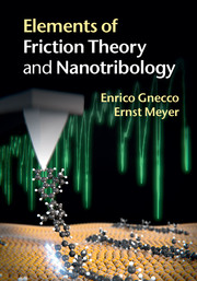 Elements of Friction Theory and Nanotribology