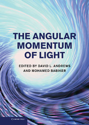 The Angular Momentum of Light