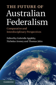 The Future of Australian Federalism